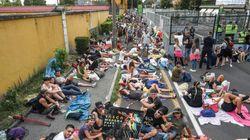 Sale l'attesa per il concerto-evento di Vasco, migliaia di fan al Modena Park già dalle prime ore del