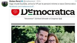 La Corte dei Conti ritwitta Renzi, protestano M5S e Sinistra Italiana: