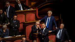 Verdini in Senato, Caravaggio e il dilemma delle
