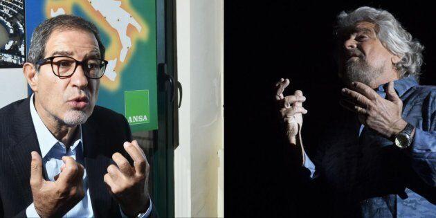 Beppe Grillo lancia la volata in Sicilia: