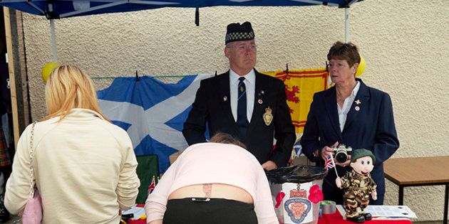 GB. Scotland. Dunoon. Cowal Games. From A8.
