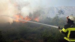 Migliora la situazione incendi in Piemonte, ma si teme per il ritorno del