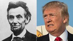 La Cnn ha utilizzato Abraham Lincoln per mandare un messaggio subliminale a