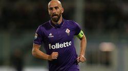 Fiorentina e Borja Valero, la felicità non abita più