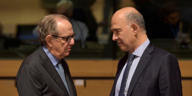 Padoan risponde alla Commissione Ue: