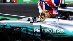 F1 Gp del Messico. Hamilton campione del