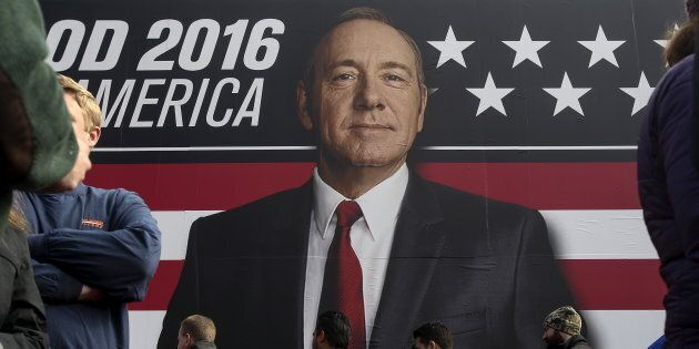 Bye bye Frank Underwood, Netflix sospende l'ultima stagione di House of