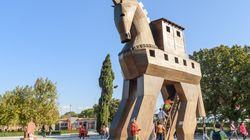 Il cavallo di Troia in realtà era una nave. La scoperta di un archeologo italiano: