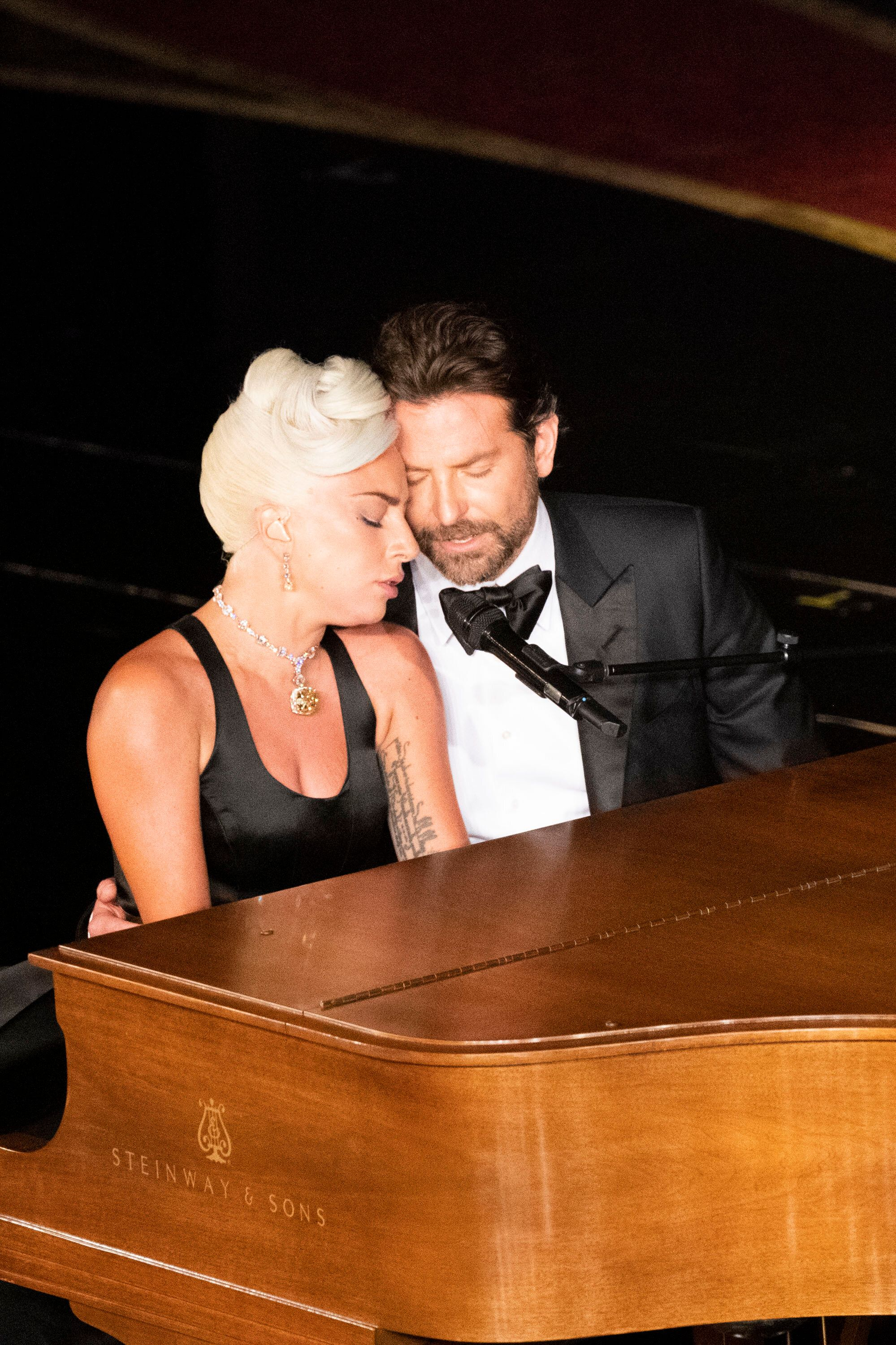 Bradley Cooper Desires To Reunite With Girl Gaga For Dwell 'A Star Is Born' Efficiency