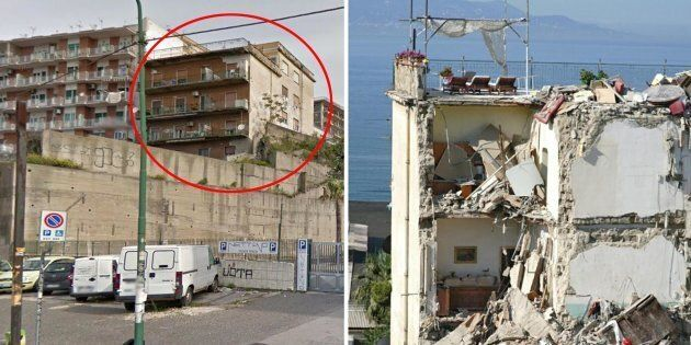 Tecnico del Comune di Torre Annunziata tra i dispersi con la famiglia nel crollo della