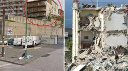 Tra i dispersi nel crollo di Torre Annunziata ci sono un funzionario dell'Ufficio Tecnico del Comune e la sua