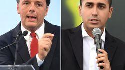 Di Maio sfida Renzi a un confronto in tv dopo le elezioni in Sicilia: