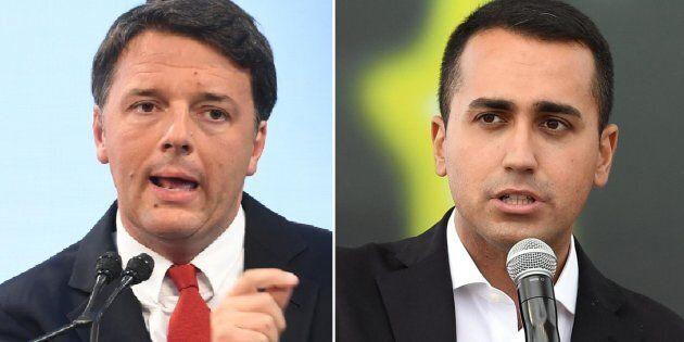 Di Maio sfida Renzi a un confronto in tv dopo le elezioni in Sicilia. E il segretario Pd