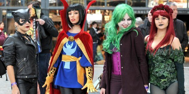 Autunno pop a Parigi tra manga, fantascienza, giochi da favola... e da