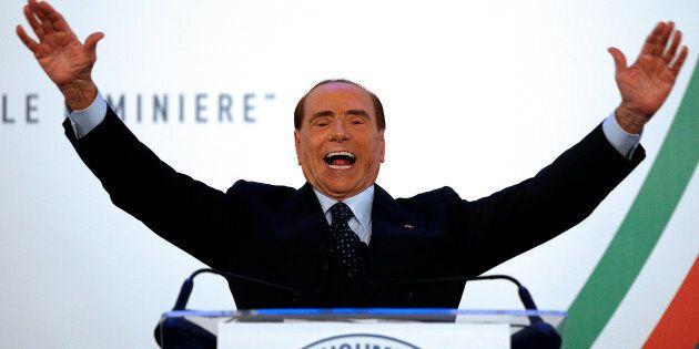 Berlusconi e quel suo nuovo profumo di
