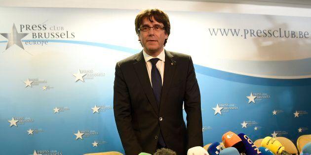 L'avvocato di Puigdemont: