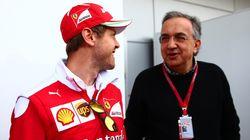 Marchionne minaccia l'addio della Ferrari alla Formula