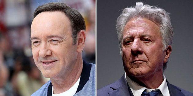Né Kevin Spacey né Dustin Hoffman hanno pace: piovono nuove accuse di