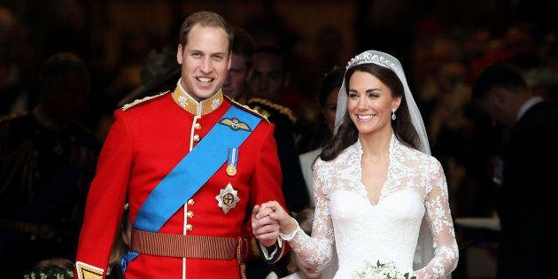 Rivelato il menu del pranzo di nozze di William e Kate Middleton, ma non è per nulla