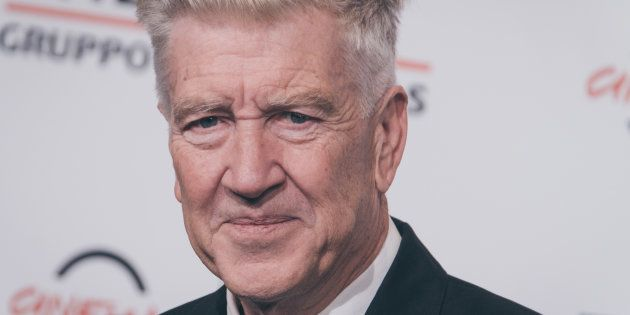 David Lynch attends a photocall during the 12th Rome Film Fest at Auditorium Parco Della Musica on November...
