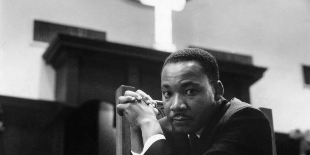 Martin Luther King,