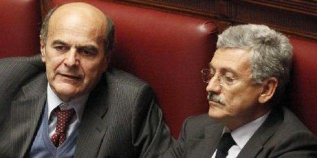 La ditta Bersani-D'Alema fa più danni che Bertoldo in