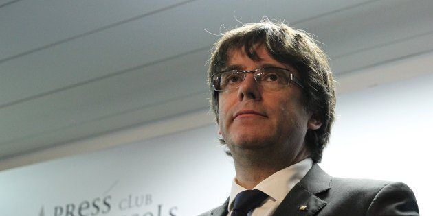 Carles Puigdemont al Guardian:
