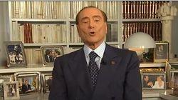 Silvio festeggia con un video: