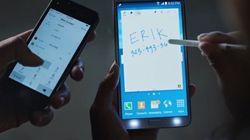 La Samsung prende in giro la Apple e il nuovo iPhone X in un video