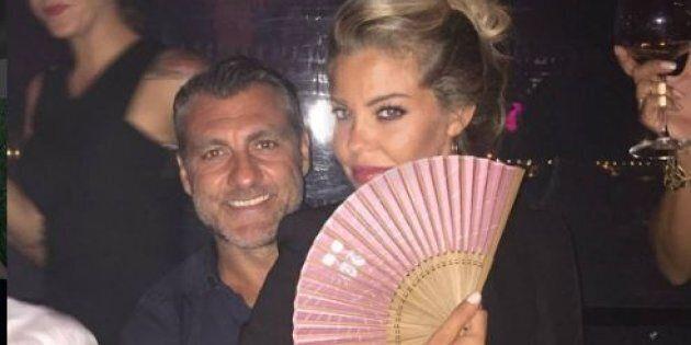 Costanza Caracciolo e Bobo Vieri annunciano di aver perso il bambino: