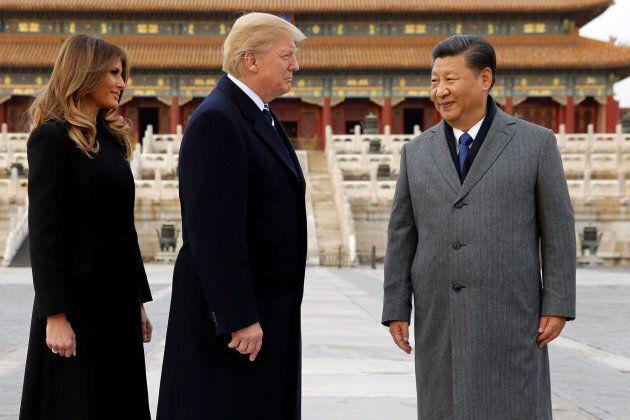 Xi apre la Città Proibita per Trump. Lui non rinuncia a Twitter, ma lo usa per omaggiare il leader