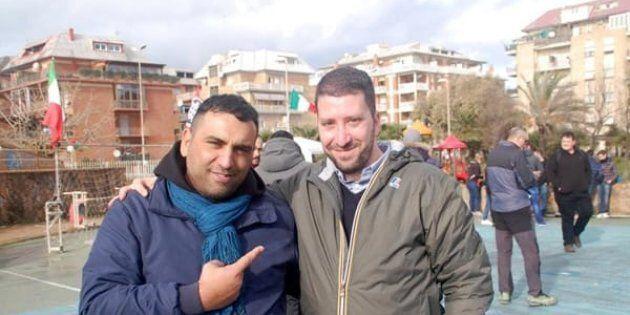 Roberto Spada e Luca Marsella: foto da