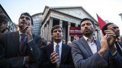 Speranza, Civati e Fratoianni incontrano Grasso.