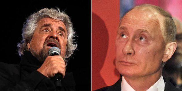 Incontri ravvicinati M5S e Mosca. Parla l'uomo di Putin per il web: