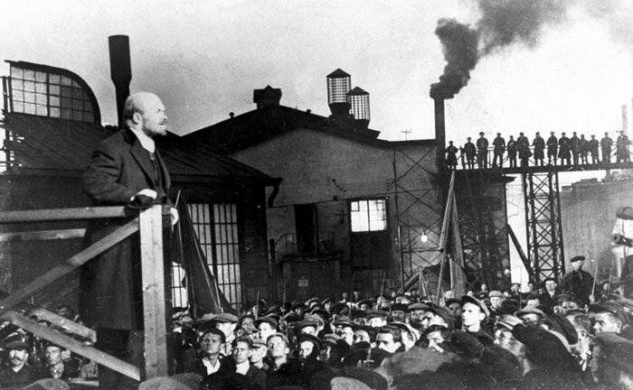 I Bolscevichi al Potere. 1917 1940: dalla Russia rivoluzionaria al terrore staliniano - Mostra fotografica...