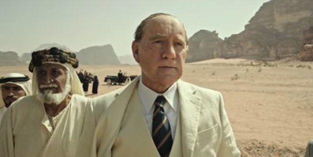 Ridley Scott scarica Kevin Spacey e rigira tutte le scene del film