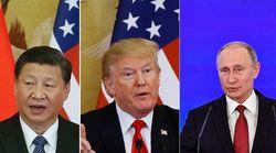 Triangolo con Xi e Putin, l'inedito approccio
