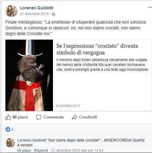 A Bologna tra gli increduli fedeli della parrocchia di Don Lorenzo.