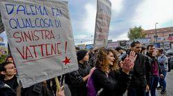 Protesta contro D'Alema e Camusso: salta il convegno all'Università Federico II di