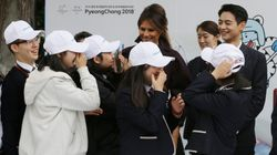 Melania chi? Le ragazze sudcoreane vedono Choi Min-ho e