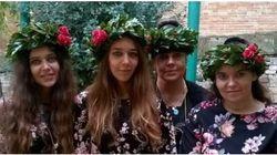 Mamma e tre figlie si laureano in lingue a Urbino lo stesso giorno. E per la specialistica potrebbero essere in 7 a
