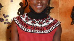 Grazia Uk liscia i capelli di Lupita Nyong'o. Lei va su tutte le furie:
