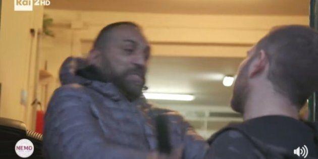Roberto Spada resta in carcere a Regina Coeli. Lui si giustifica: