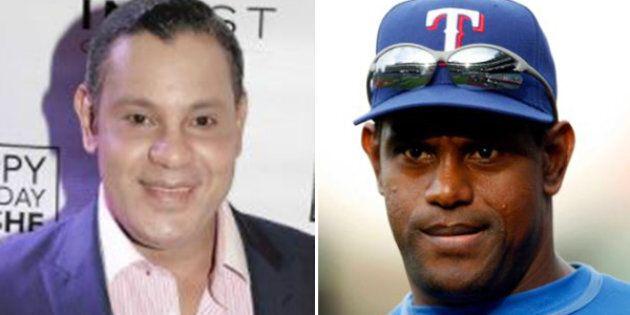 Sammy Sosa, leggenda (black) del baseball americano è sempre più