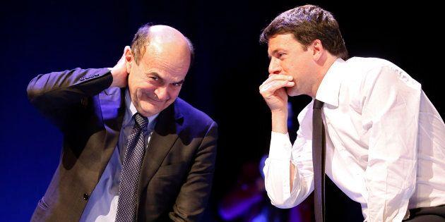 Tra Matteo Renzi e Pier Luigi Bersani una non trattativa caduta dalle