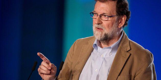 Rajoy torna per la prima volta in Catalogna: