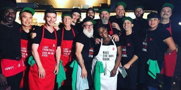 A Toronto apre un ristorante in cui tutti gli chef sono sieropositivi:
