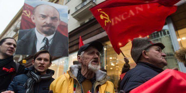 Lenin cent'anni dopo, una lezione di realismo