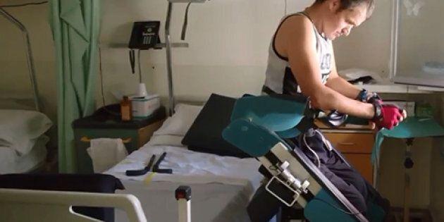 Nel 2018 arriverà la sedia a rotella robotica made in Italy: