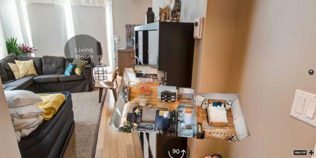 Airbnb sta per offrire ai propri utenti un vero e proprio tour virtuale all'interno degli